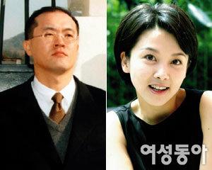 지난 7월 중순 극비 결혼식 올린 전재용·박상아
