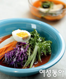 김정희 주부의  냉장고 속 재료로 만든 별미 요리