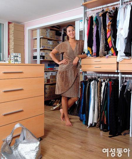패셔니스트 4인의 실용만점 드레스룸