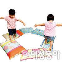 자신감 키워주는 베개 & 풍선 놀이