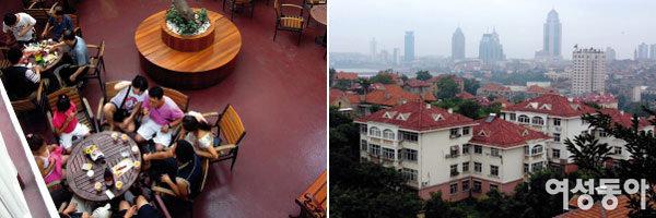 중국 칭다오·웨이하이 카페리 여행