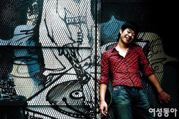 다리 부상으로 활동 중단, 재활치료 마치고 돌아온 개그맨 김기욱