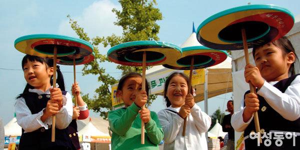 2007 안성 남사당 바우덕이 축제