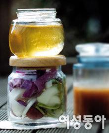 단맛 내는 천연양념 레시피
