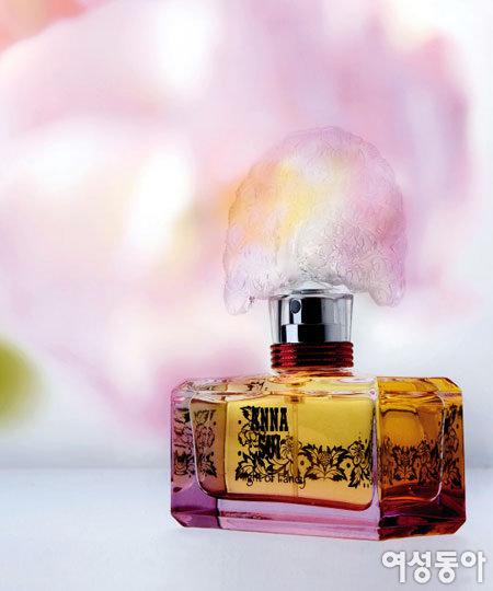 향긋한 과일향과 꽃내음이 가득~ 안나수이 플라잇 오브 팬시