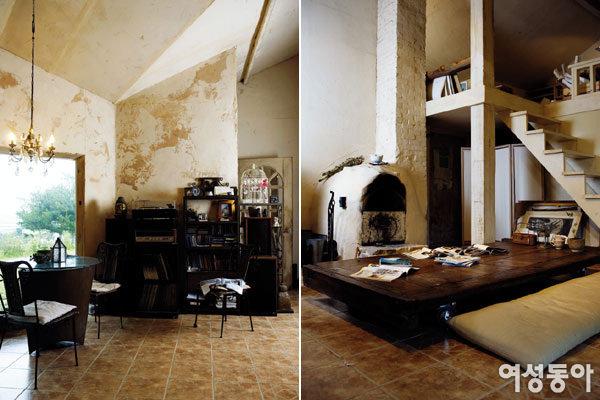 건축가 강신천· 노을선 부부 친환경 전원주택