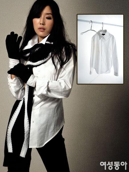 White Shirts Hot Styling 16