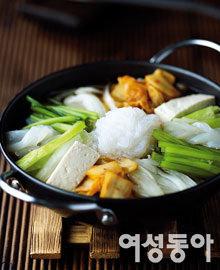 시원한 국물 내기 비법~ 국·찌개·전골 끓이기 A to Z