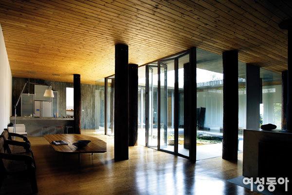 건축가 조병수의 수곡리 집