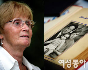 북한으로 강제 소환된 남편 그리며 46년 동안 홀로 두 아들 키운 독일인 레나테 홍