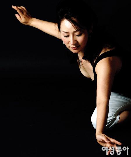 우리 춤의 아름다움 세계에 알리는 전통무용가 천명선