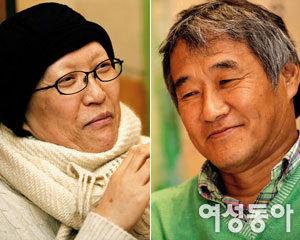 작가 최인호·화가 김점선 남다른 우정