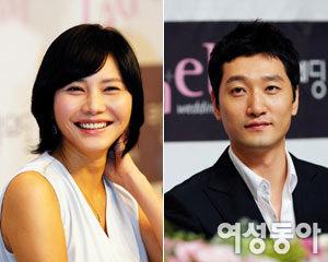 5년 열애 끝에 '결혼' 공식 발표한 추상미·이석준