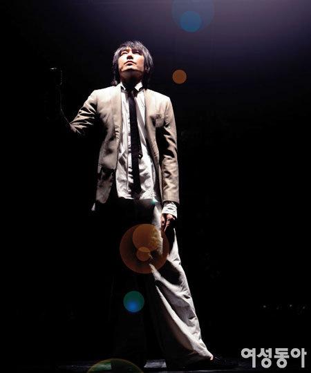 절망을 꿈꾸는 로맨티시스트 Kim Jang Hun