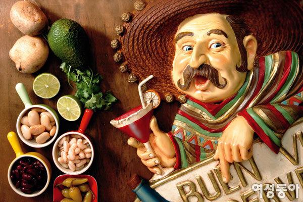 우리 입맛에 딱! 멕시코 요리