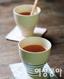 맛과 향이 그윽한 가을 茶