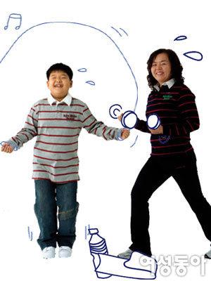 주부 김향림의 아이와 함께하는 다이어트 체조