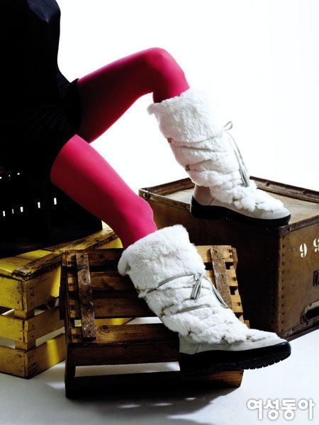 2007 가을·겨울 유행 부츠 Boots Parade