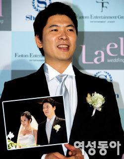 다섯 살 연하 치과의사와 결혼식 올린 김상경
