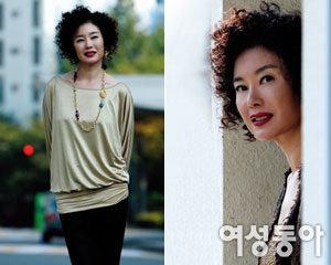 3년 만에 안방극장 복귀, 활발한 활동으로 주목받는 탤런트 김 청