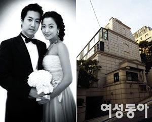 비공개 결혼식 올린 김희선