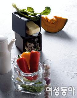 신선한 식품 보관 & 냉동법