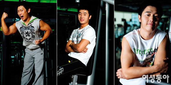 '개그콘서트' 헬스보이 3인의 건강 다이어트