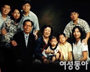 권영길 후보 부인 강지연
