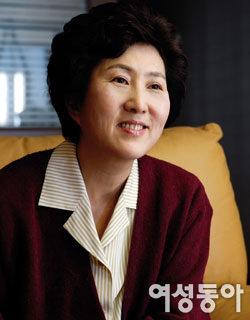 문국현 후보 부인 박수애
