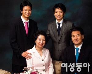 정동영 후보 부인 민혜경