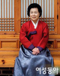 이명박 후보 부인 김윤옥