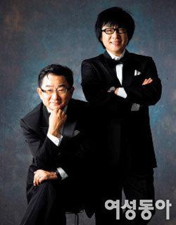 연말 콘서트 함께 여는 전영록·이홍렬 '30년 우정'