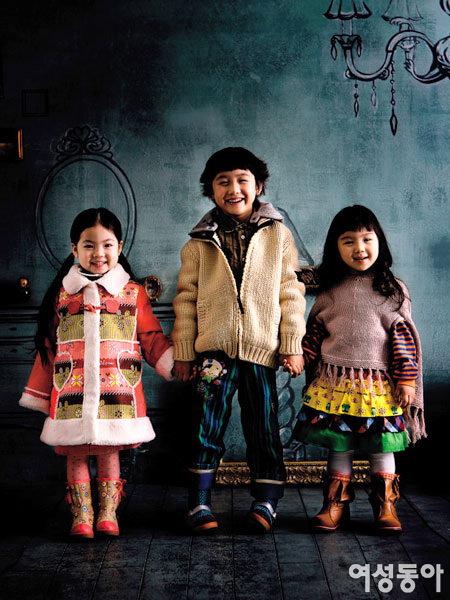 우리 아이 겨울 패션 소품 25