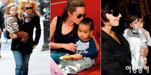 할리우드 스타 엄마들이 즐겨 찾는~ 뉴욕의 키즈 패션 명소