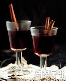 따뜻하게 마시는 Wine recipe