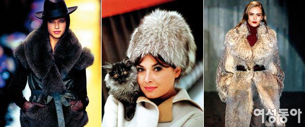 겨울만 되면 찾아오는 퍼의 유혹 Luxury Fur