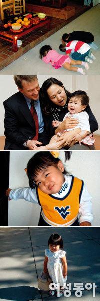 두 아들, 입양한 막내딸 키우며 행복 일구는 이옥주 가족 미국 생활