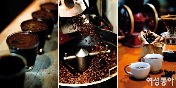 환경과 나눔을 생각하는 '아름다운 커피' 볶는~ 커피 로스팅 전문가 전광수
