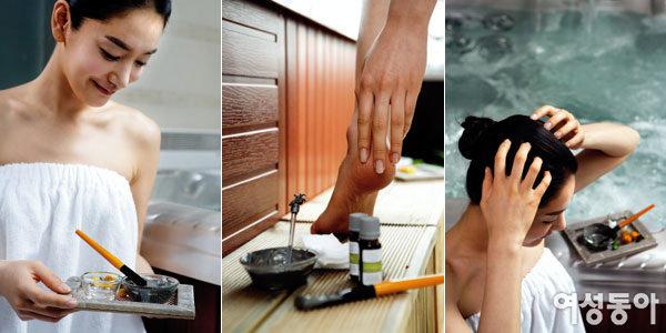 촉촉하고 맑은 피부 만드는 천연 화산머드팩 미용법