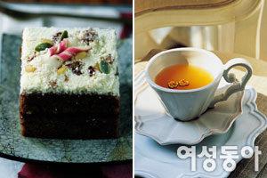 크라운베이커리 매작과 떡케이크