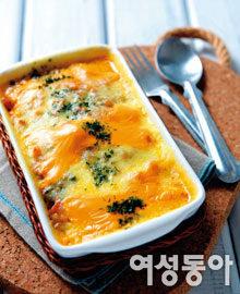 푹 익은 김장김치 활용 요리