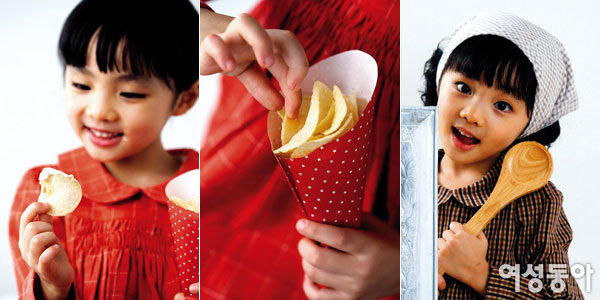 편식 습관 고쳐주는 영양 간식