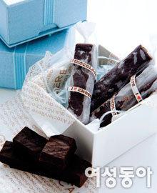 핸드메이드 발렌타인데이 초콜릿