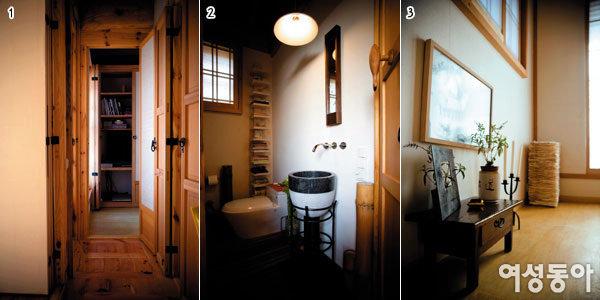 모던 스타일 한옥 vs 한옥식으로 꾸민 아파트