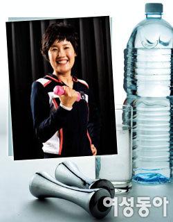 김순아 주부의 복부 집중 다이어트 프로그램
