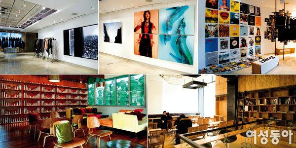 예술과 패션의 만남 ART MODE