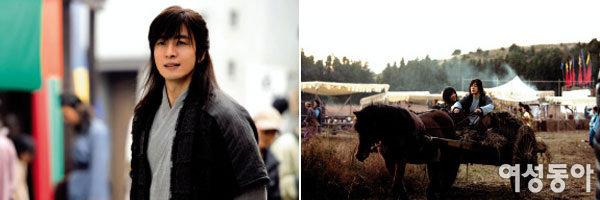 목발 짚고 MBC 연기대상 참석해 화제 모은 배용준