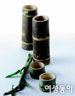 요모조모 쓰임새 많은 대나무 활용법