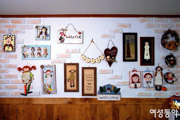 독자들이 공개한~ 개성만점 벽 꾸밈 아이디어