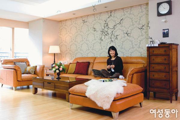 방송인 김혜영의 싱글벙글 하우스